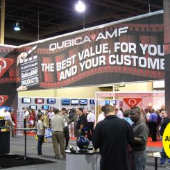 QubicaAMF – Bowlexpo 2007