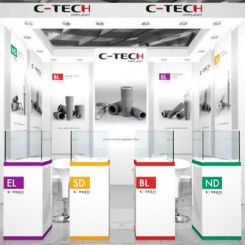 Stand e Roll-Up per fiera