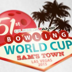 Logo Bowling World Cup 2015