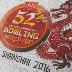 Logo Bowling World Cup 2016