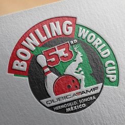 Logo Bowling World Cup 2017