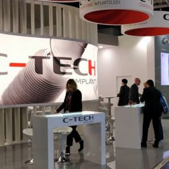 C-Tech – Stand IDS Colonia 2019