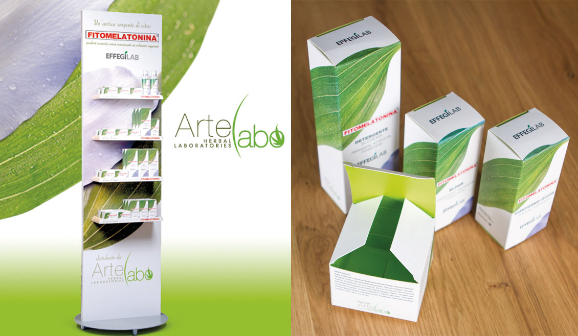 01 Packaging Espositore Artelabo Ricreativi Bologna