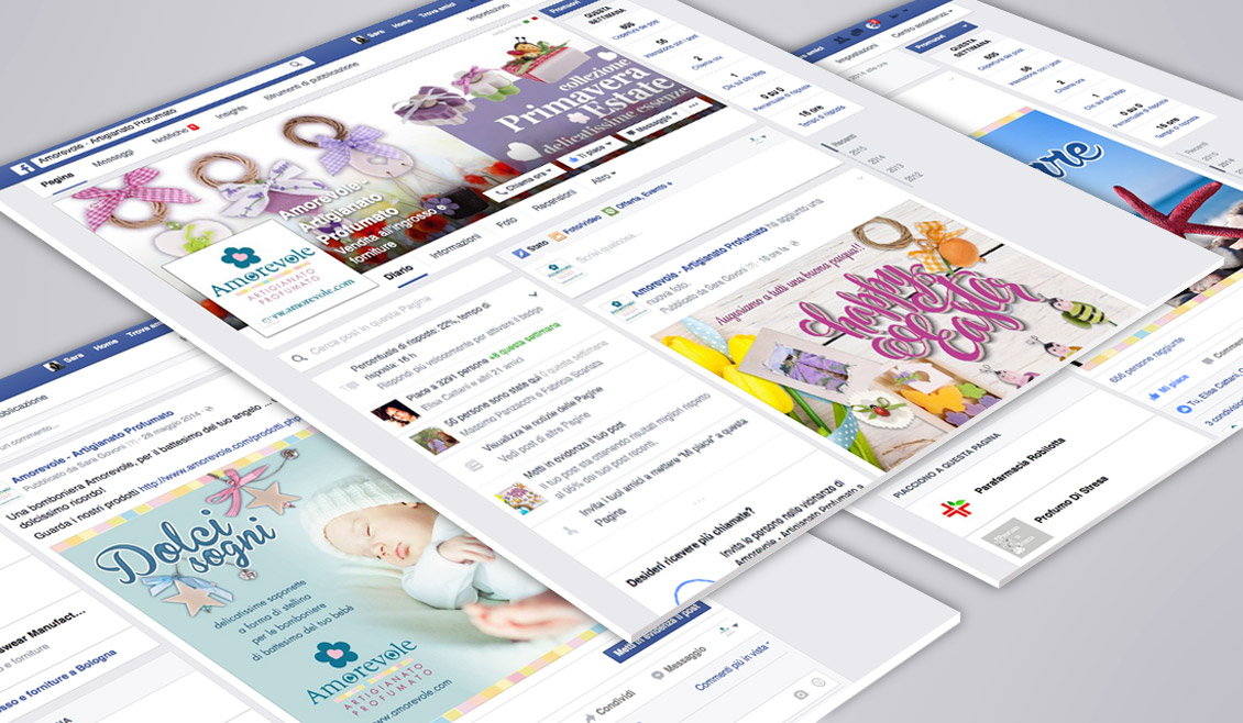 02 Campagna Social Social Marketing Facebook Amorevole Ricreativi Bologna