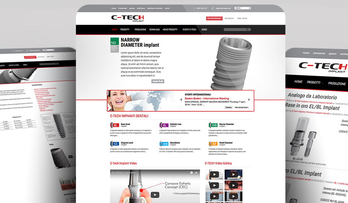 02 Ctech Website Ricreativi Bologna