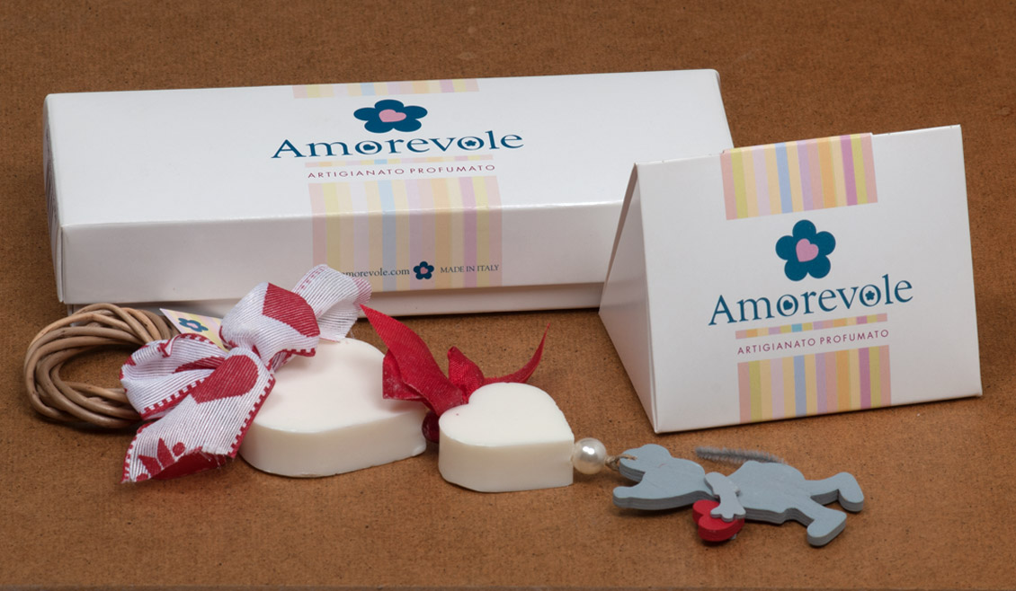 03 Packaging Corporate Identity Amorevole Sapone Ricreativi Bologna