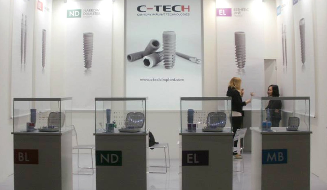 04 Allestimento Fiera C Tech Implant Ricreativi Bologna