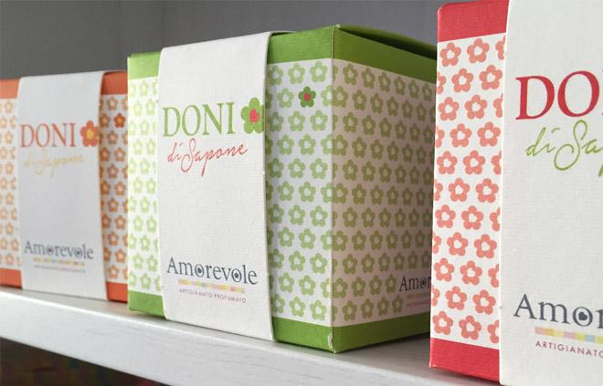 Packaging, Doni di sapone