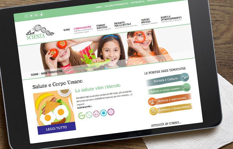 Leo Scienza – Intrattenimento, Educazione e Scienza per bambini e ragazzi
