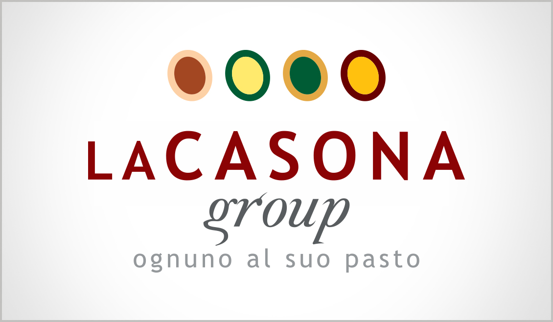 01 Ideazione Logo Casona Group Ricreativi Bologna